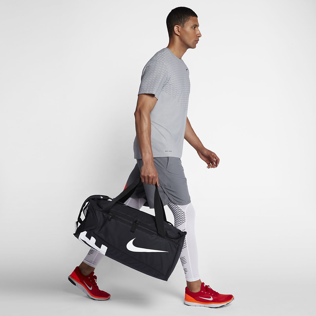 Nike Alpha Adapt Cross Body Medium Duffel Bag Nike Com In