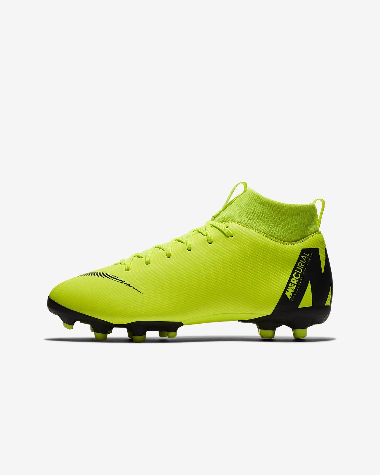 Nike Jr. Superfly 6 Academy MG Botas de fútbol para múltiples superficies -  Niño  3a19ff71e59f5