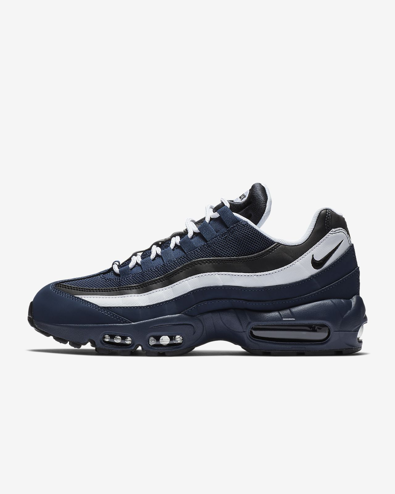 finest selection 955ab d574e Mens Shoe. Nike Air Max 95 Essential