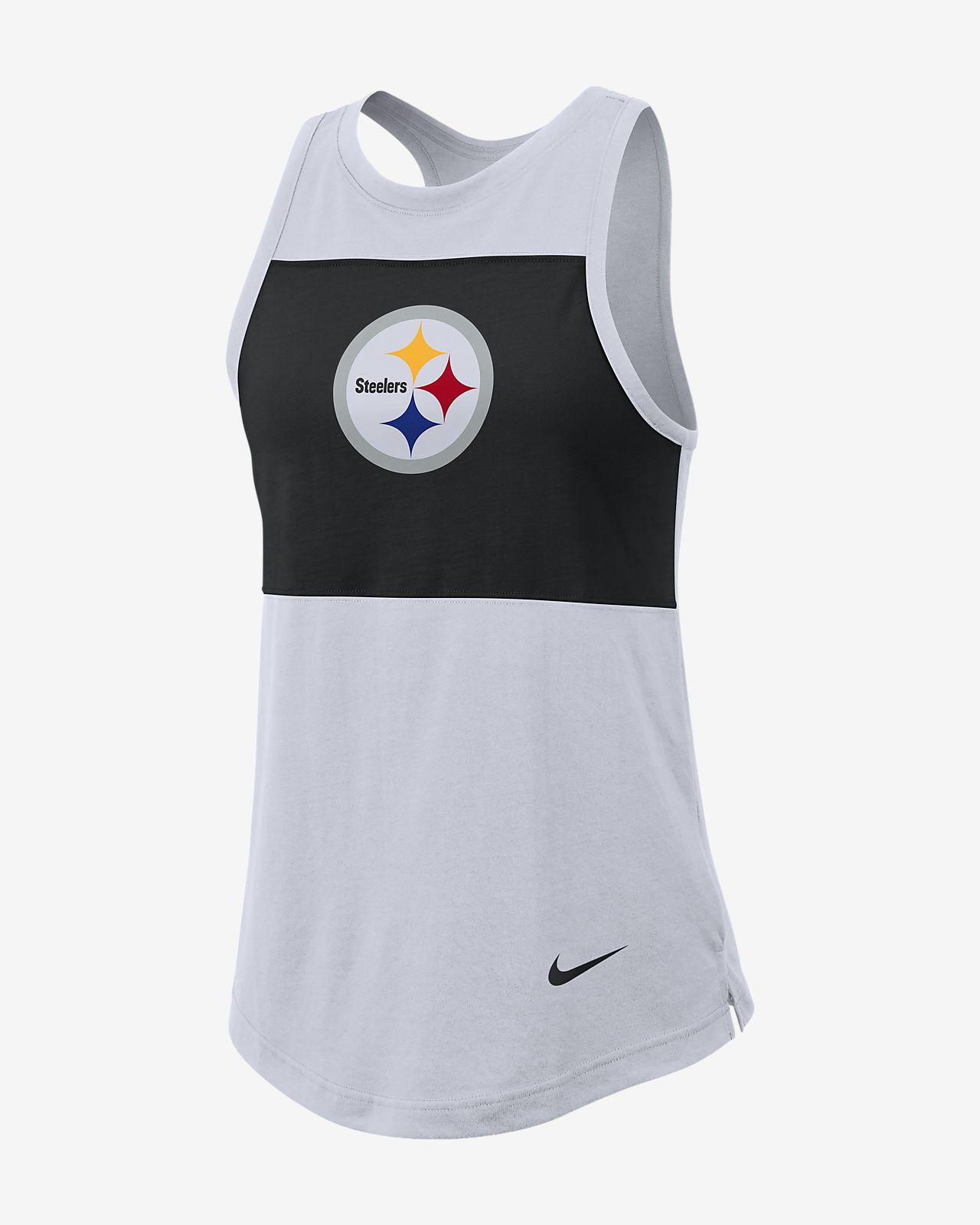 f581a9de4d5 Nike Breathe (NFL Steelers) Women s Tank. Nike.com
