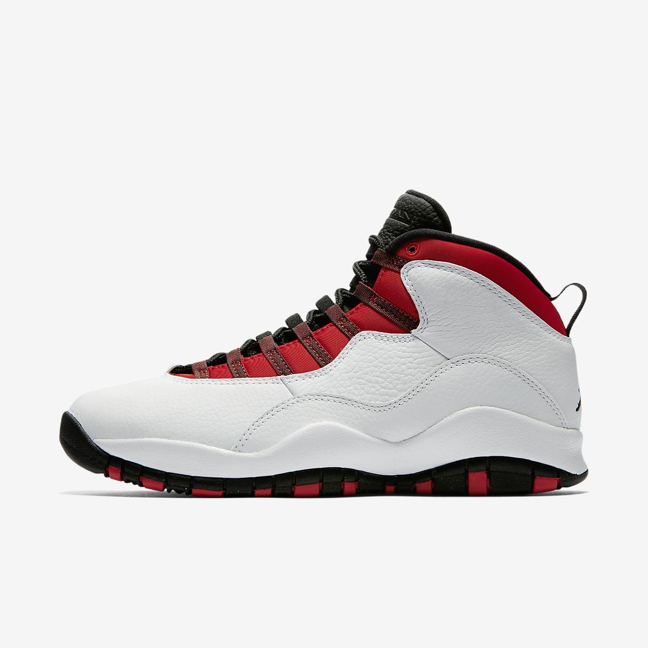 Air Jordan 10 Retro Mens Shoe