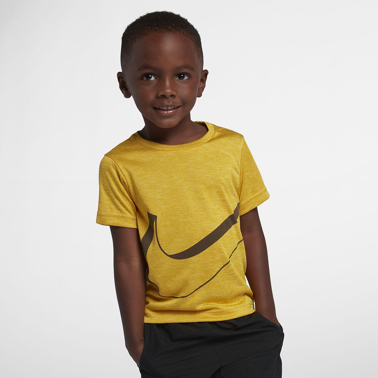 Nike Breathe Camiseta - Niño/a pequeño/a