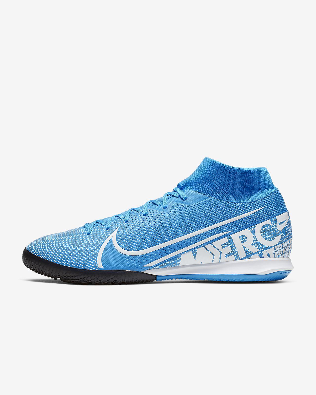 Nike Mercurial Superfly 7 Academy IC Fußballschuh für Hallen- und Hartplätze