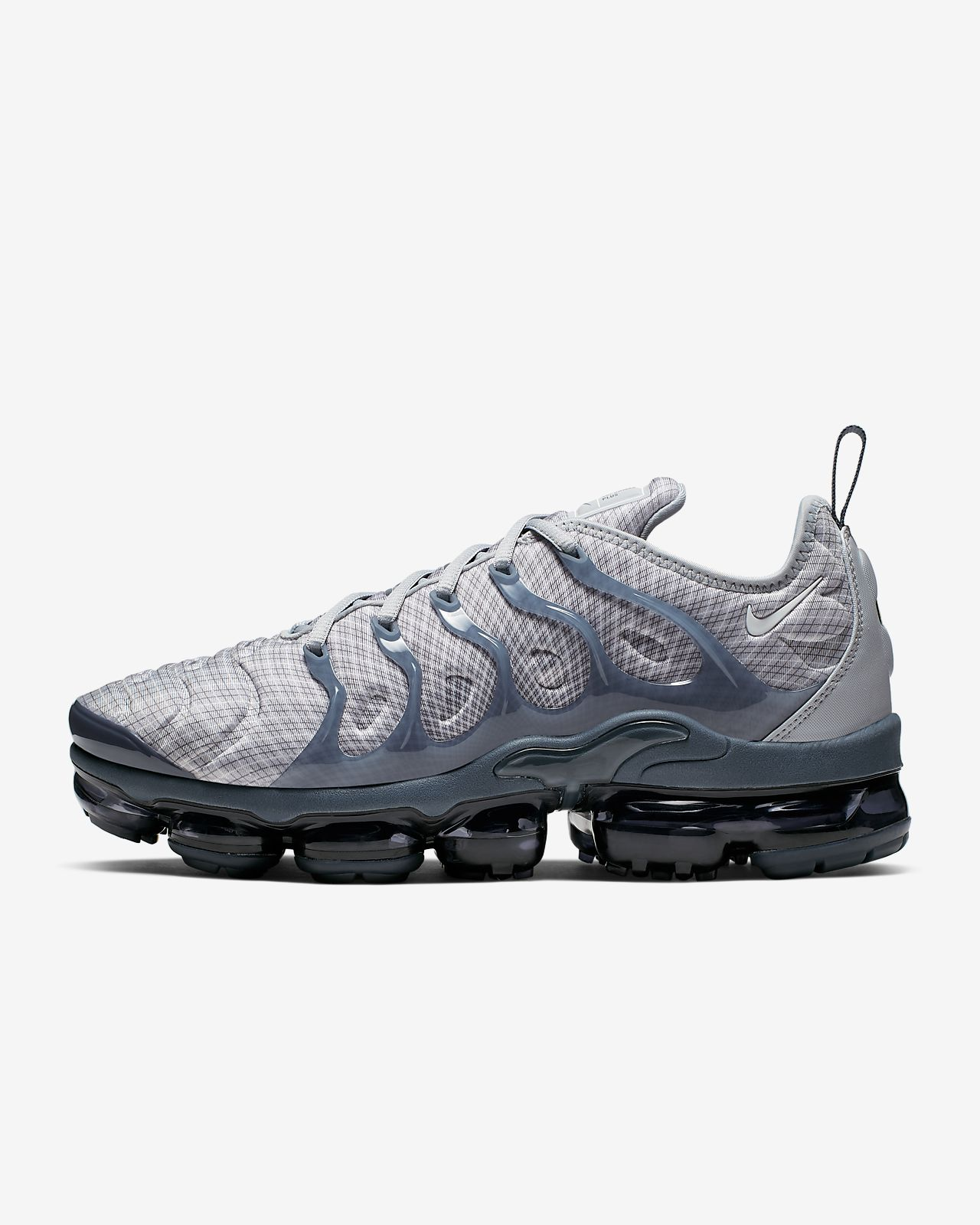nike air vapormax plus grau