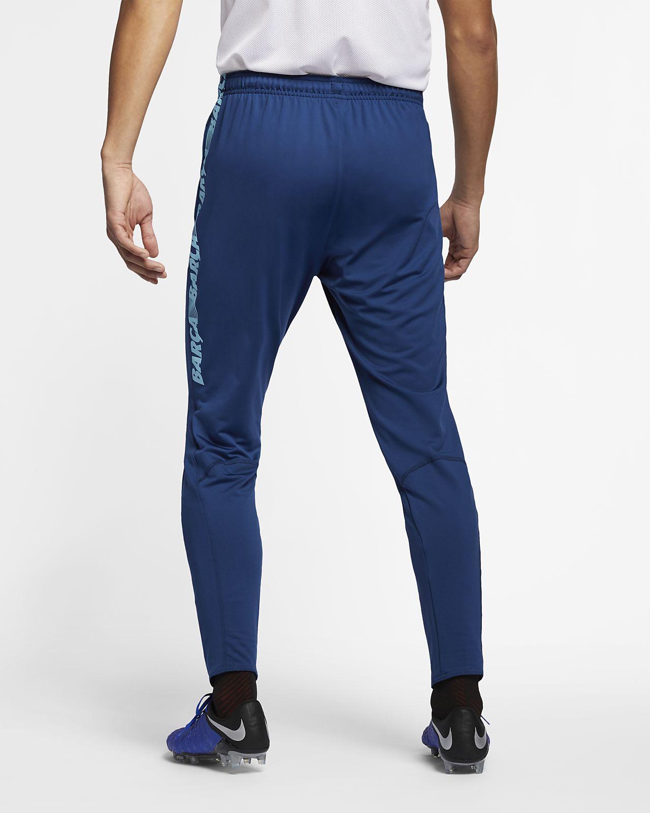 071815e2ff281 Pantalon de football FC Barcelona Dri-FIT Squad pour Homme. Nike.com MA