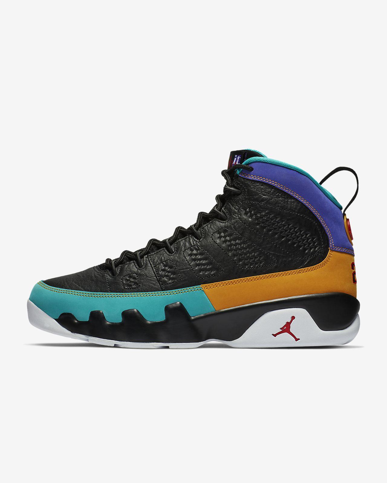 รองเท้าผู้ชาย Air Jordan 9 Retro