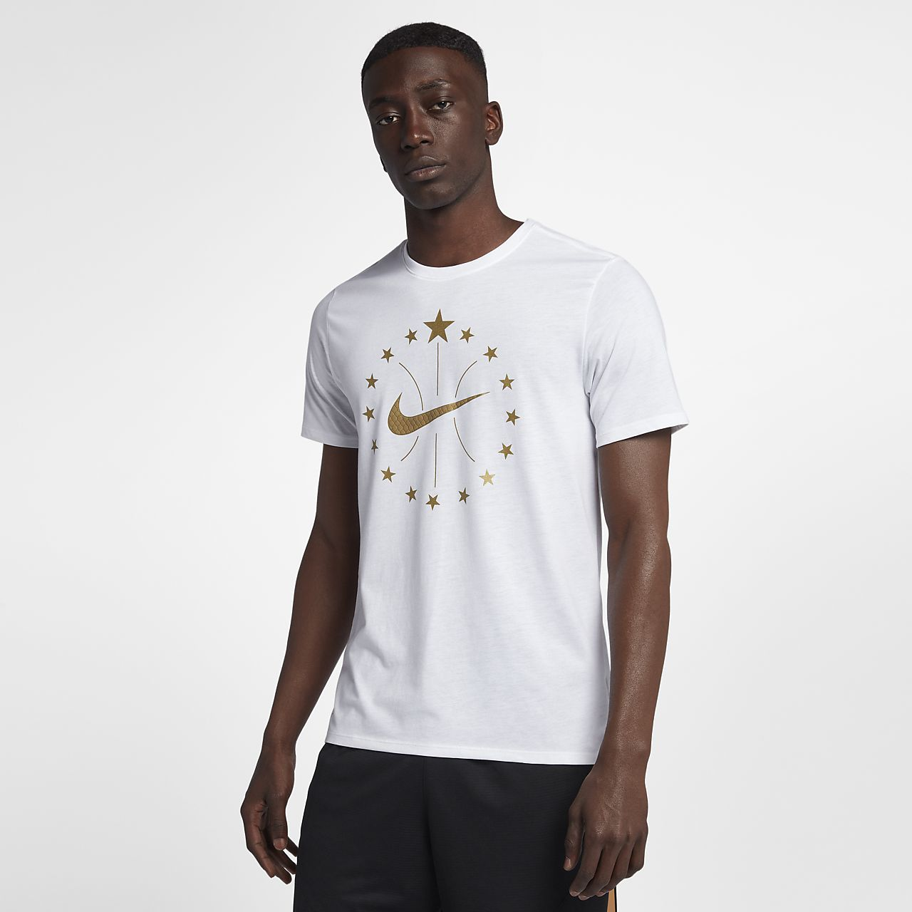 ... Nike Dri-FIT Men's Basketball T-Shirt
