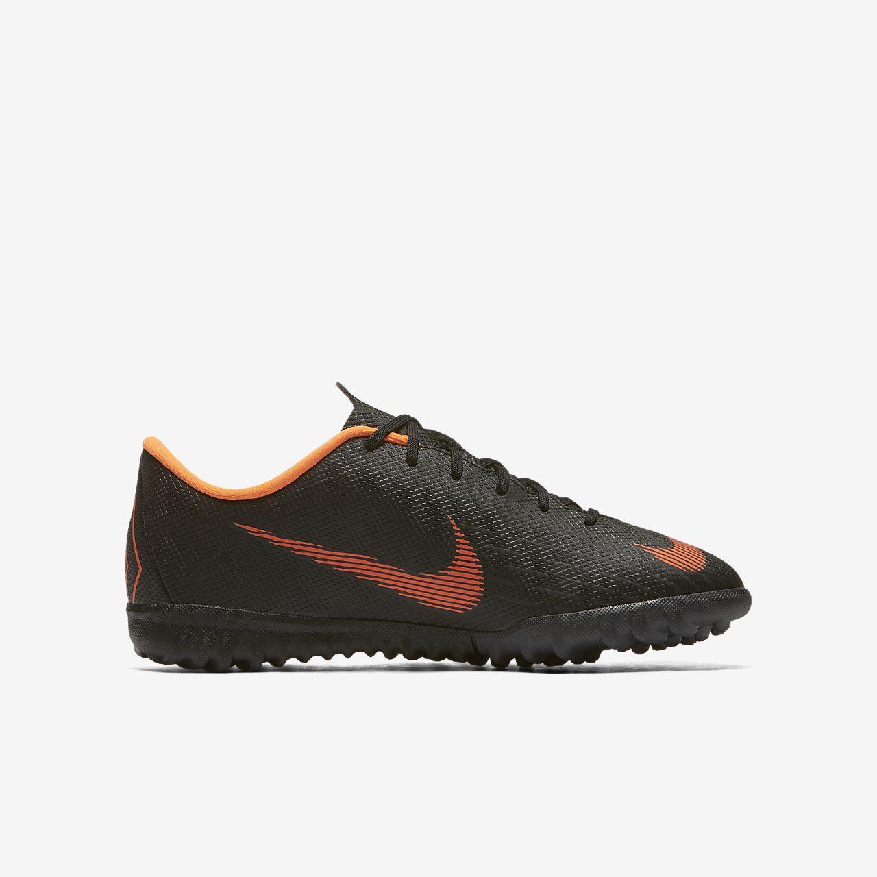 ... Nike Jr. MercurialX Vapor XII Academy Younger/Older Kids' Turf Football  Shoe
