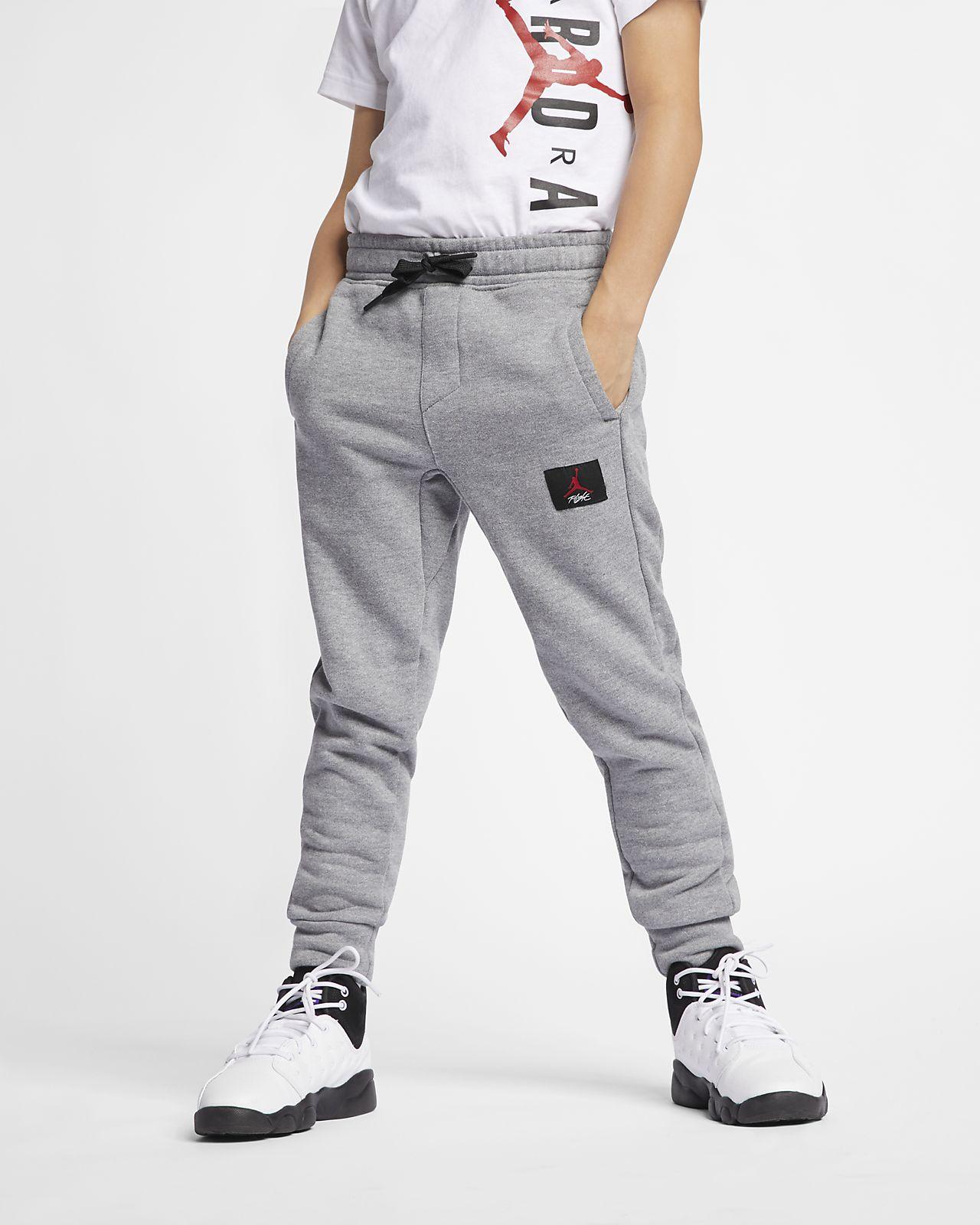 25c2ab240c Calças Jordan Flight Lite para criança. Nike.com PT