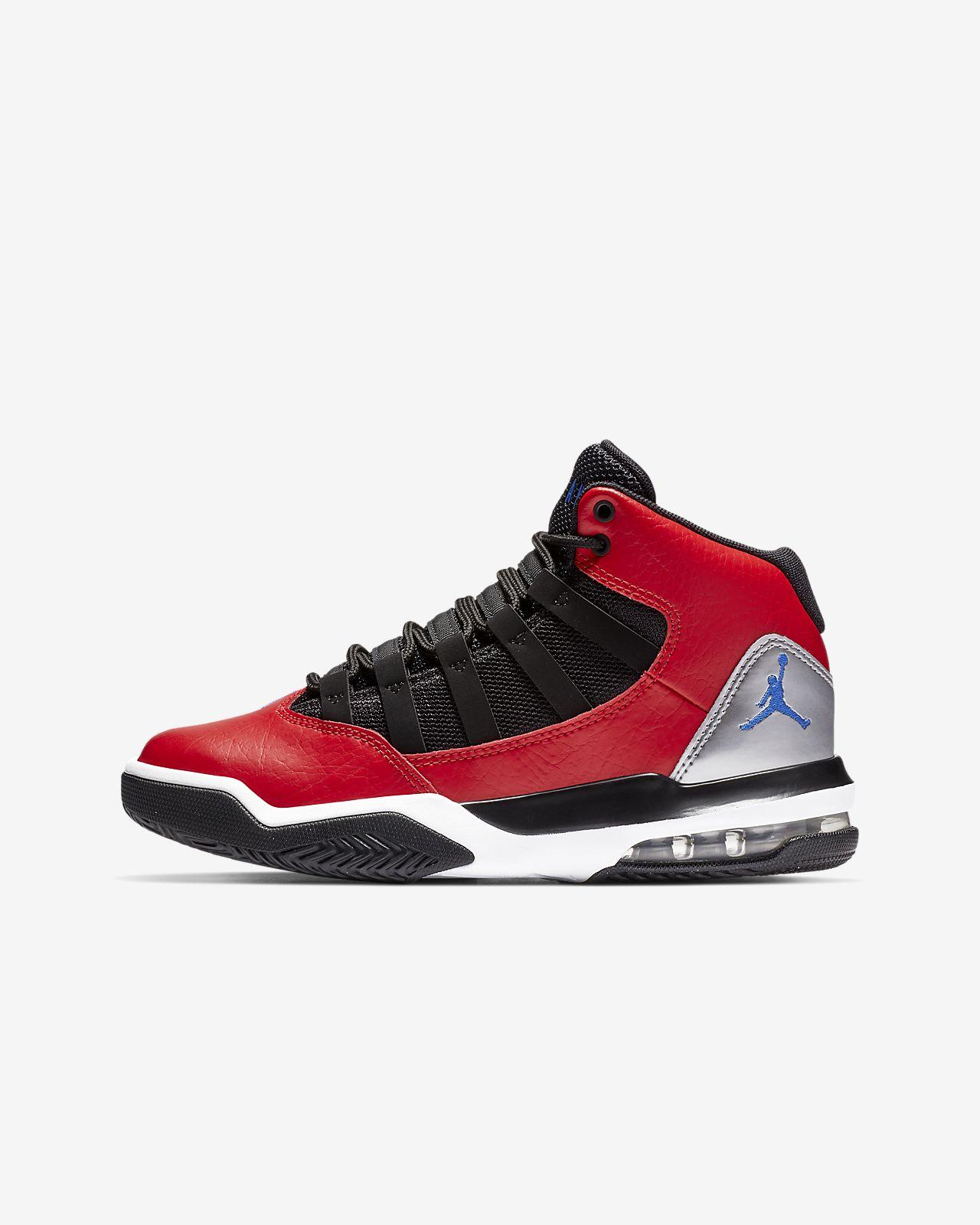 Jordan Max Aura-sko til store børn