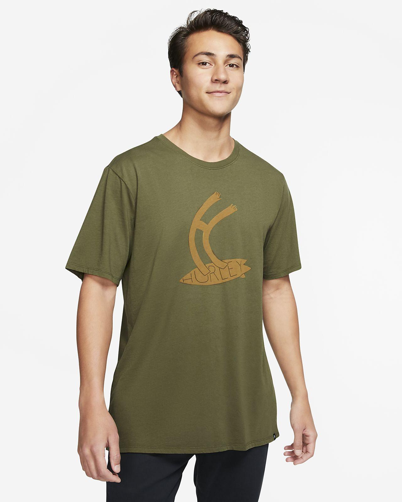 Hurley Stoker Men's T-Shirt