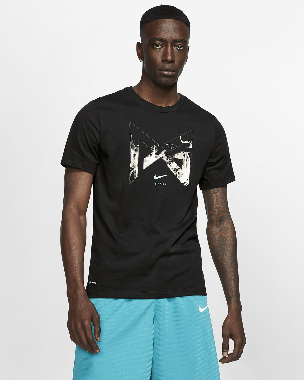 116d6c50c2 PG Nike Dri-FIT férfi kosárlabdás póló. Nike.com HU