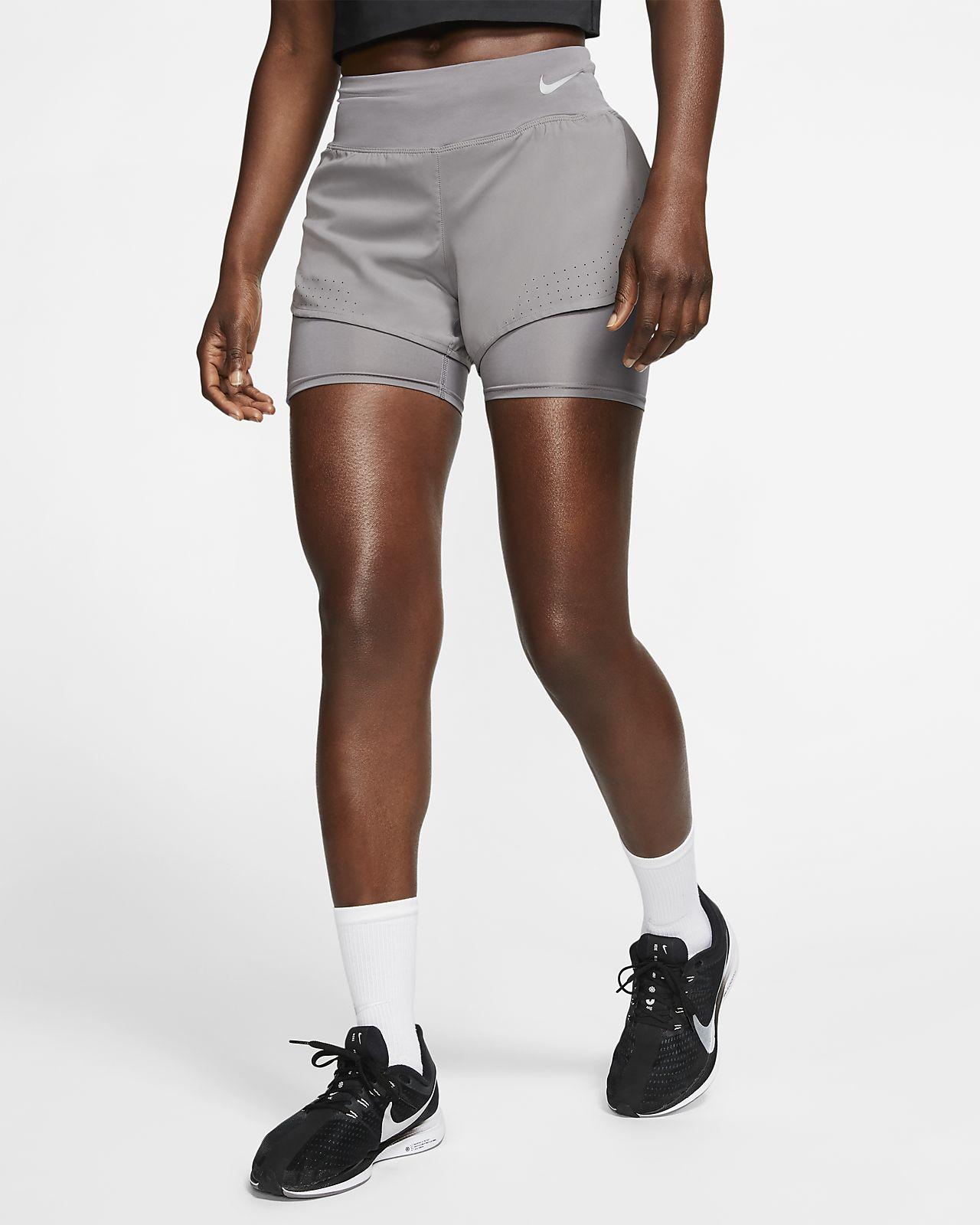 für Damen Laufshorts Nike Eclipse 1 2 in thsQCrd
