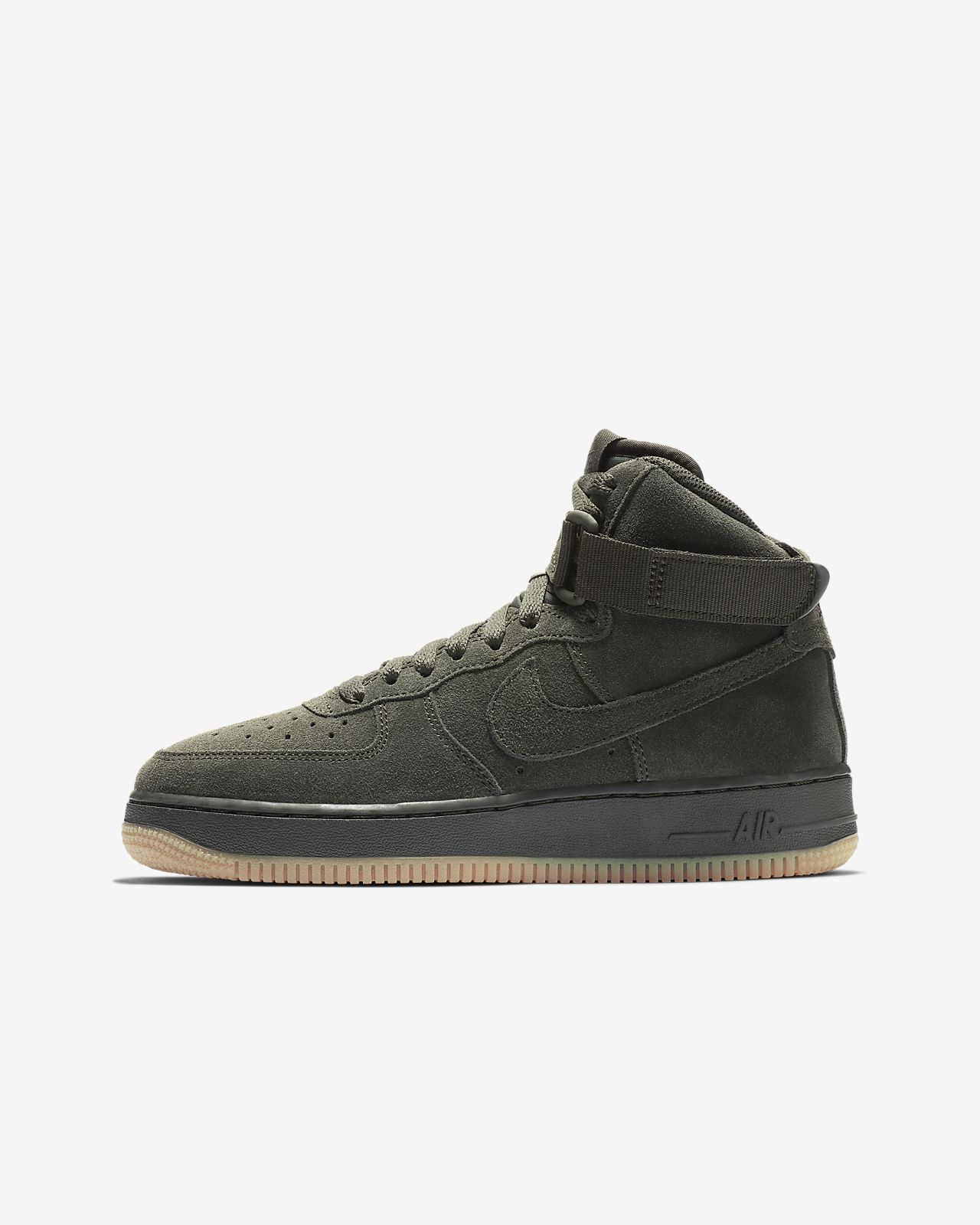 buy popular 515e3 53ccb ... uk nike air force 1 high lv8 sko for store barn 1d584 51876