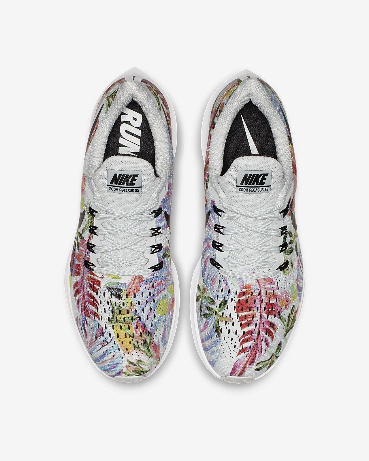 fdee503bbf90 Nike Air Zoom Pegasus 35 Floral Women s Running Shoe. Nike.com SG