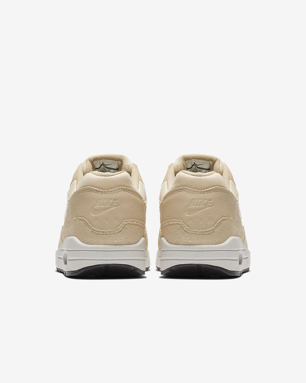 dafccf05fc Nike Air Max 1 Premium Women's Shoe. Nike.com GB