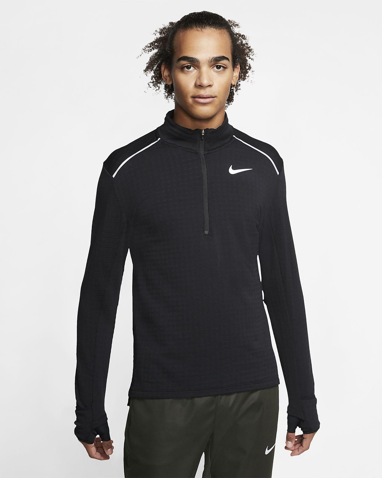 Haut de running à demi-zip Nike Therma Sphere 3.0 pour Homme