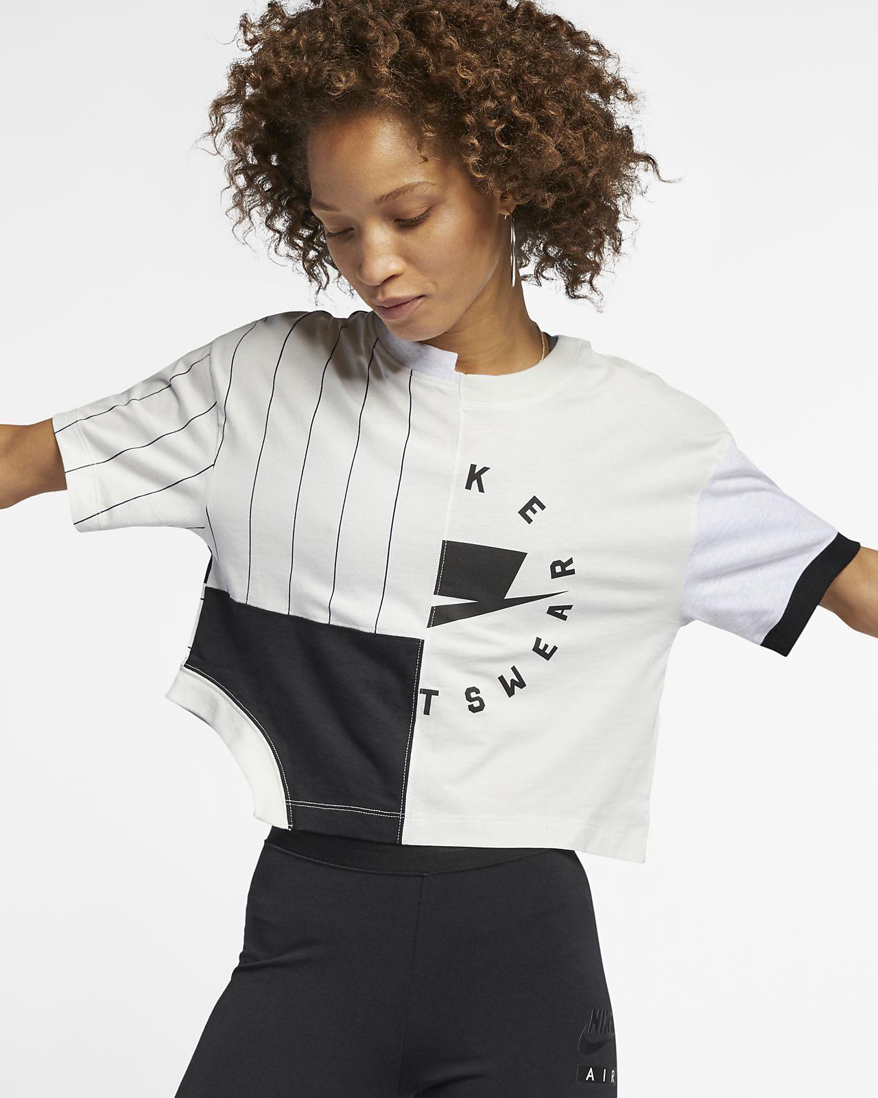 Top a manica corta Nike Sportswear NSW - Donna