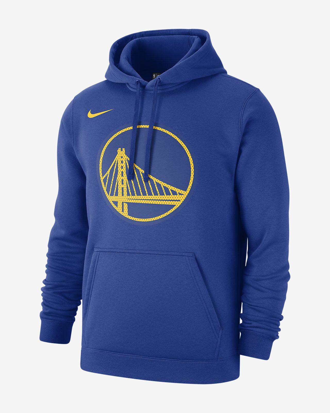 เสื้อมีฮู้ด NBA ผู้ชาย Golden State Warriors Nike
