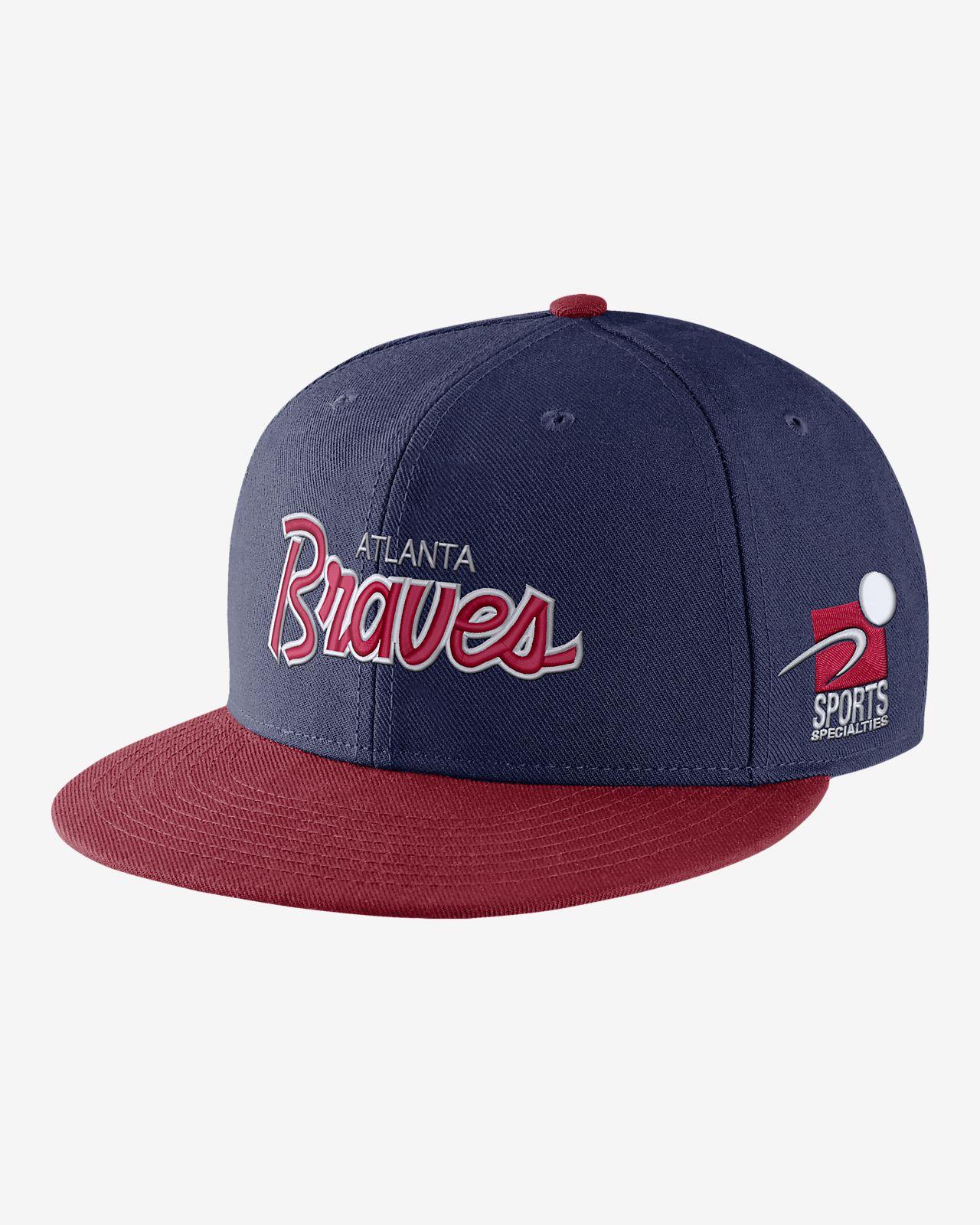 Nike Pro Sport Specialties (MLB Braves) Adjustable Hat. Nike.com 4042c0d421e