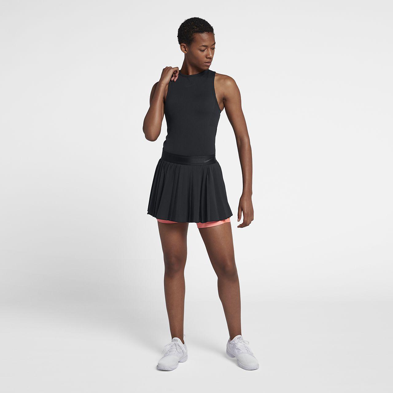 305283a5c NikeCourt Victory Women's Tennis Skirt. Nike.com