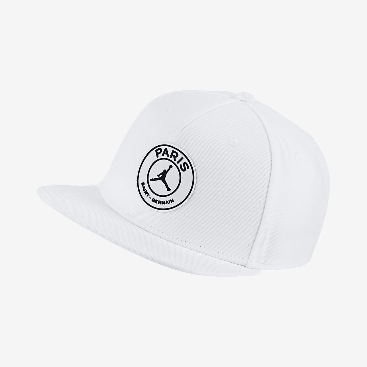 e80ef3266f3 Paris Saint-Germain Pro Adjustable Hat. Nike.com NZ