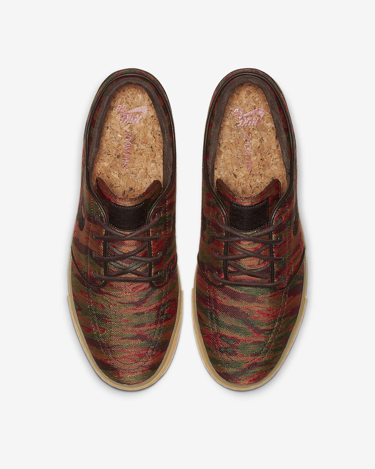 NIKE ZOOM SB Stefan Janoski Canvas Premium Men's New Skate Shoes 705190 900