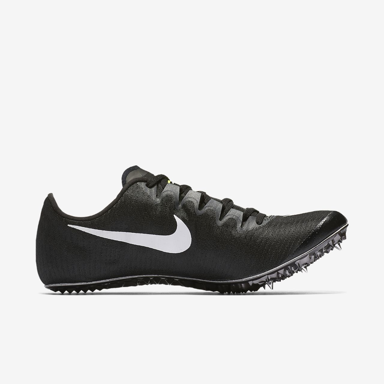 Nike Air Rival III, Zapatillas de Golf para Hombre, Blanco/Negro/Plateado (White/Black-Iron Ore), 46 EU
