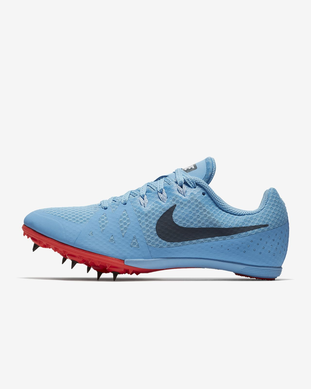 c0cdd780520ab Nike Zoom Rival MD6 Running Spikes Mens Blue – Recreate Games