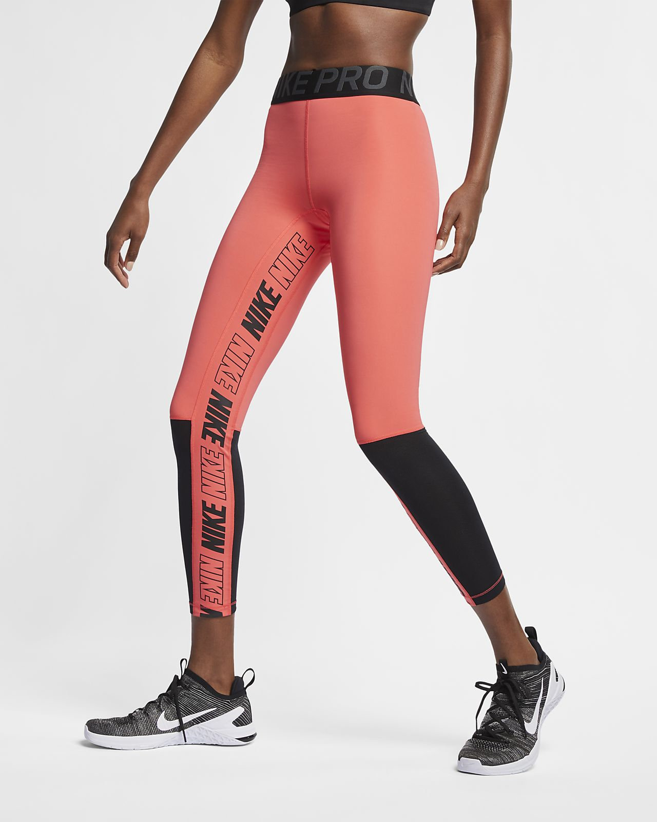 save off 55e5c f1741 ... Nike Pro Women s Graphic Tights