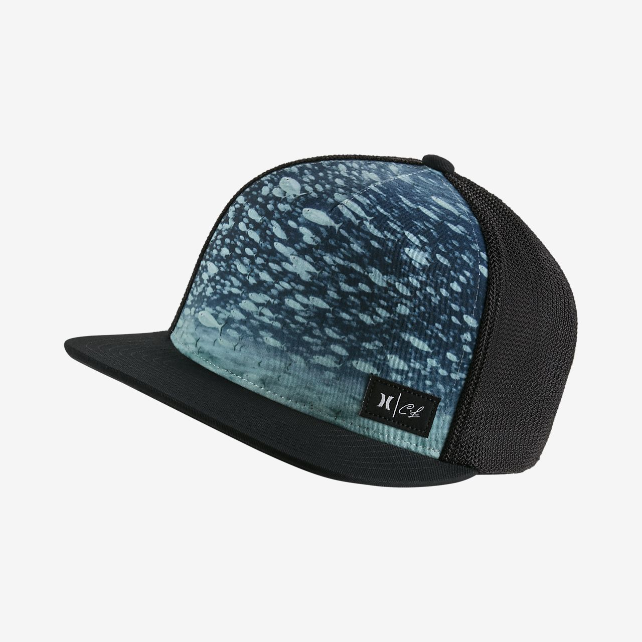 new products ff160 fbce6 ... promo code hurley clark little underwater mens hat cd208 34f1a