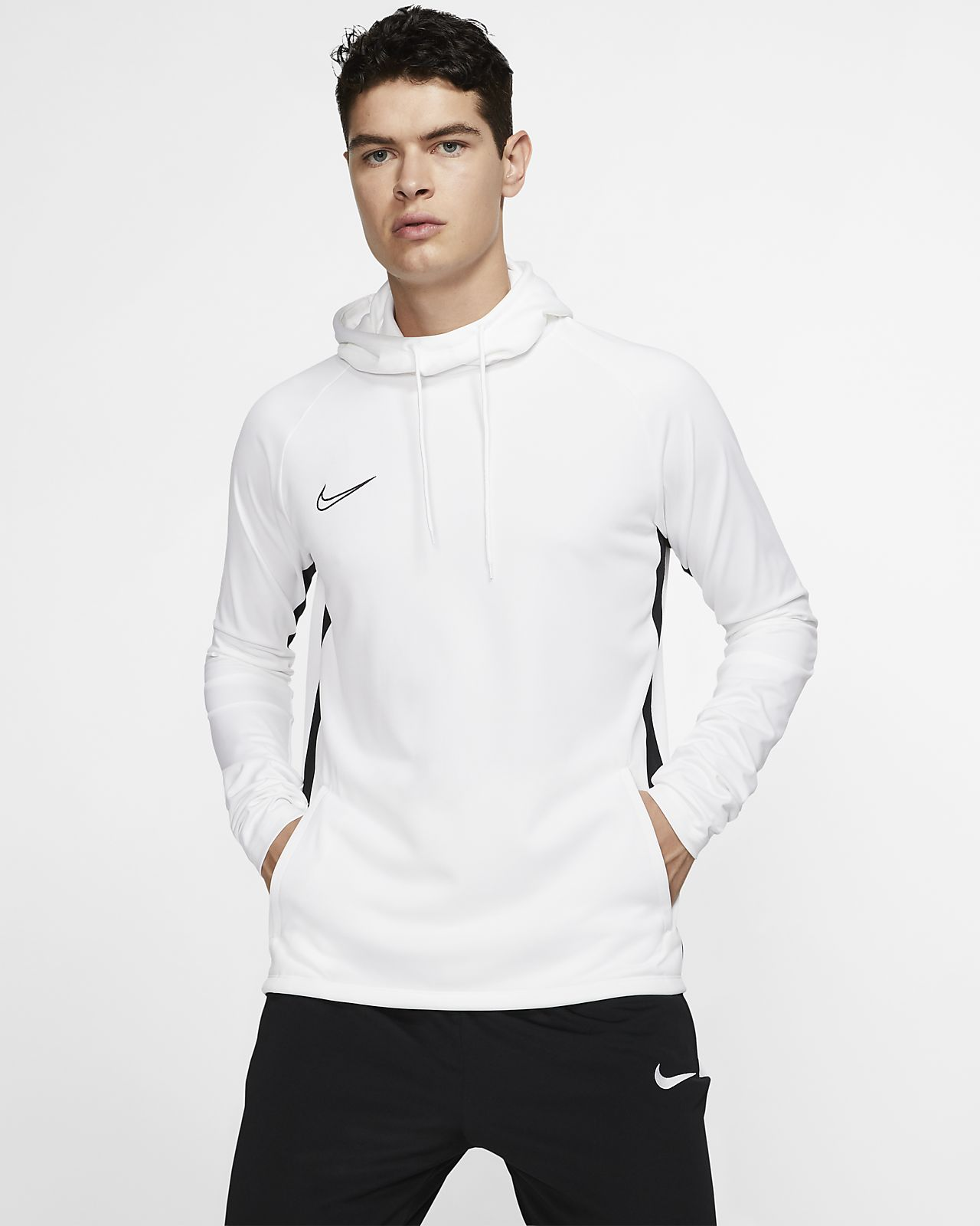 6152b18d Nike Dri-FIT Academy Men's Soccer Pullover Hoodie. Nike.com