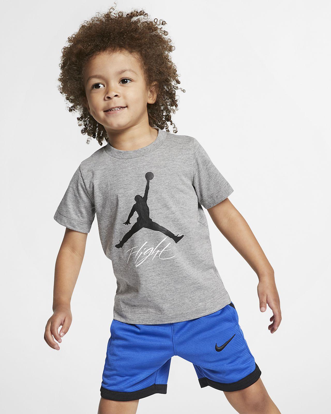 Jordan Jumpman Flight T-shirt voor peuters