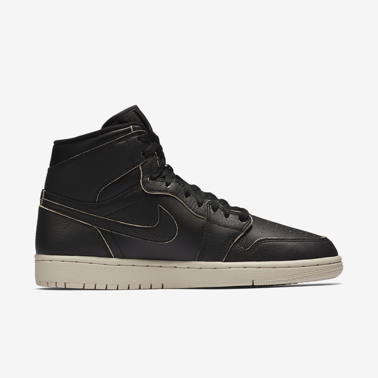 air jordan 1 black nz
