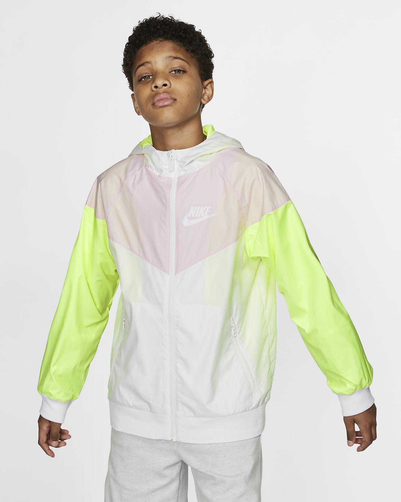 431f99e1 Nike Sportswear Windrunner Big Kids' (Boys') Jacket. Nike.com