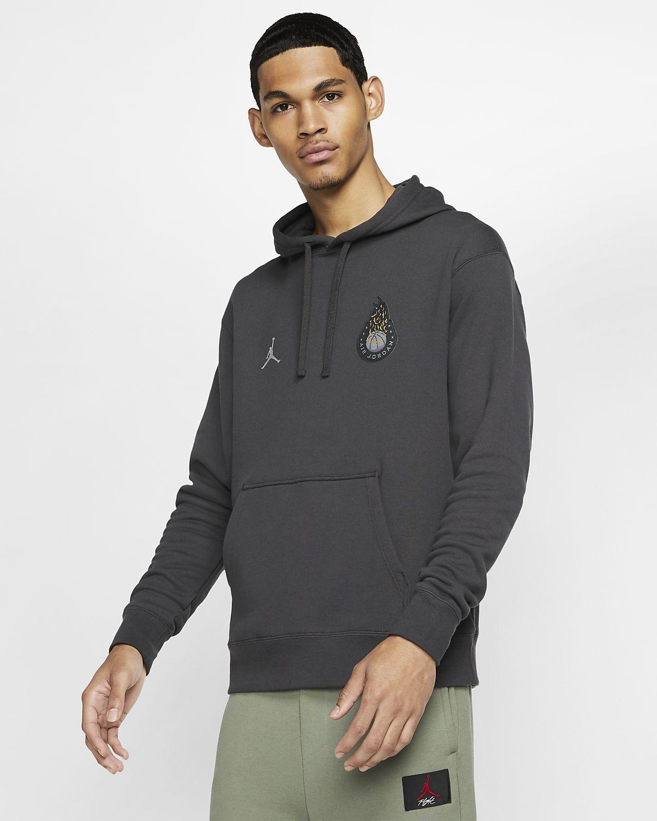 Jordan Legacy AJ4 Men's Pullover Hoodie