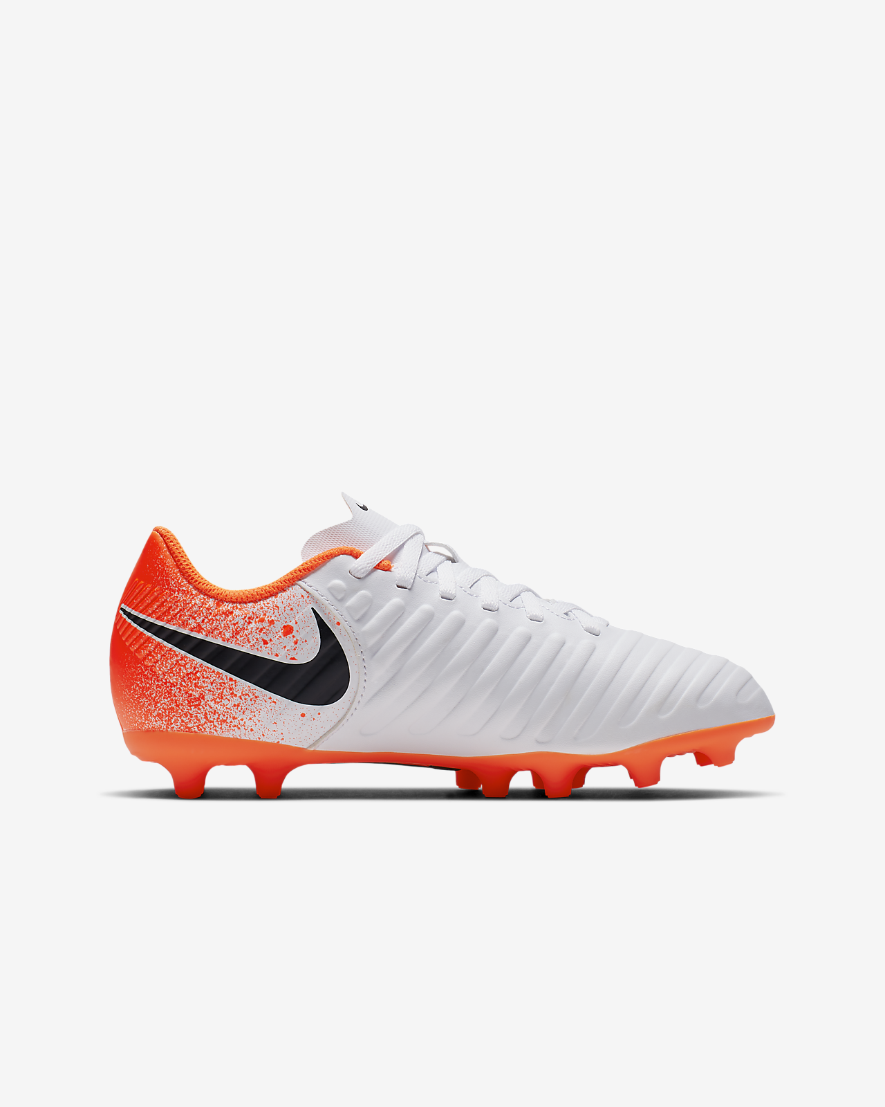 Football Schuhe Nike LEGEND 7 ACADEMY TF Orange ah7243 118