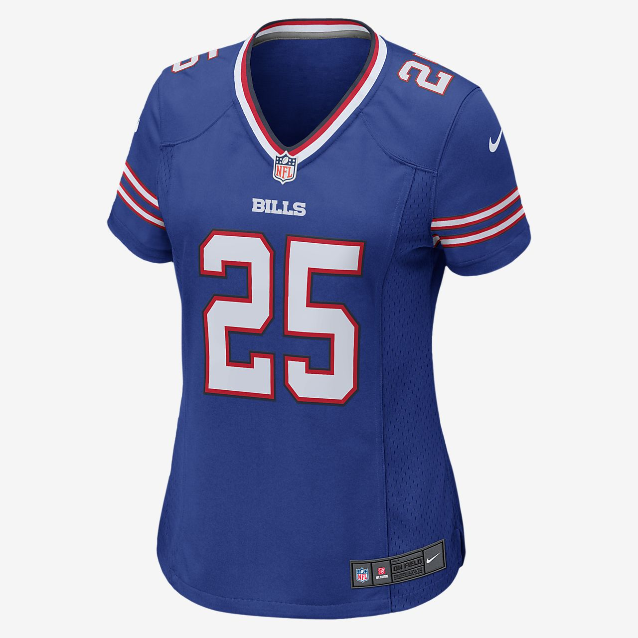 big sale 40591 152bc NFL Buffalo Bills (LeSean McCoy) Women's Game Football Jersey