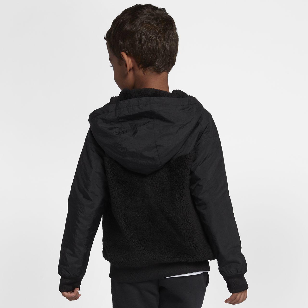 68d6a2be8e67 Nike Sportswear Windrunner Little Kids  Jacket. Nike.com