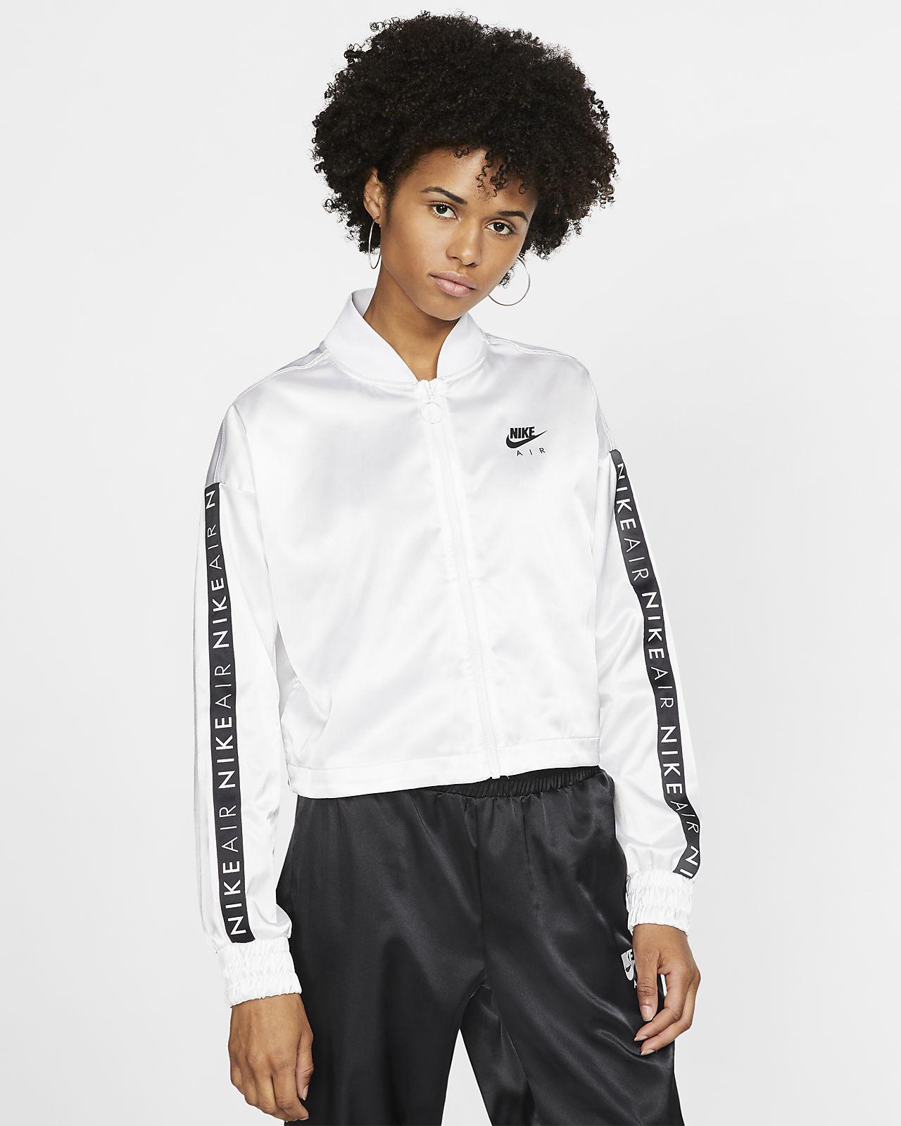 sprzedaż rozsądna cena świetne ceny Damska satynowa bluza dresowa Nike Air
