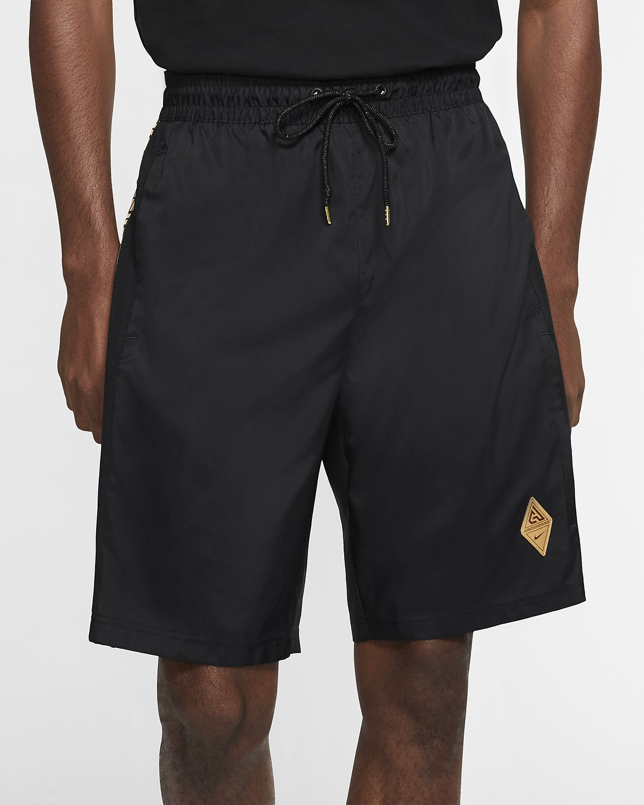 Giannis 'Coming to America' Men's Basketball Track Shorts