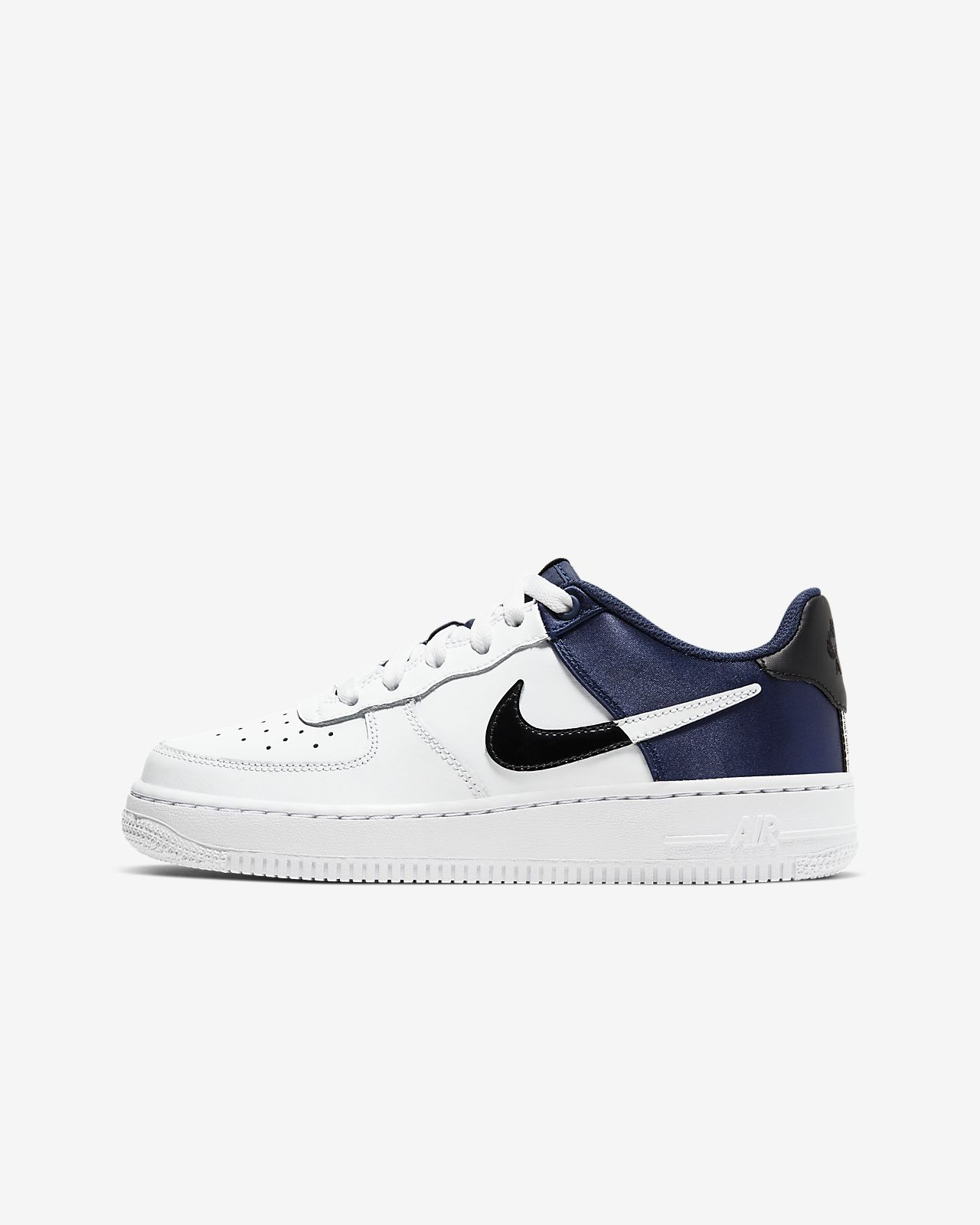 Nike Air Force 1 NBA Low Big Kids' Shoe