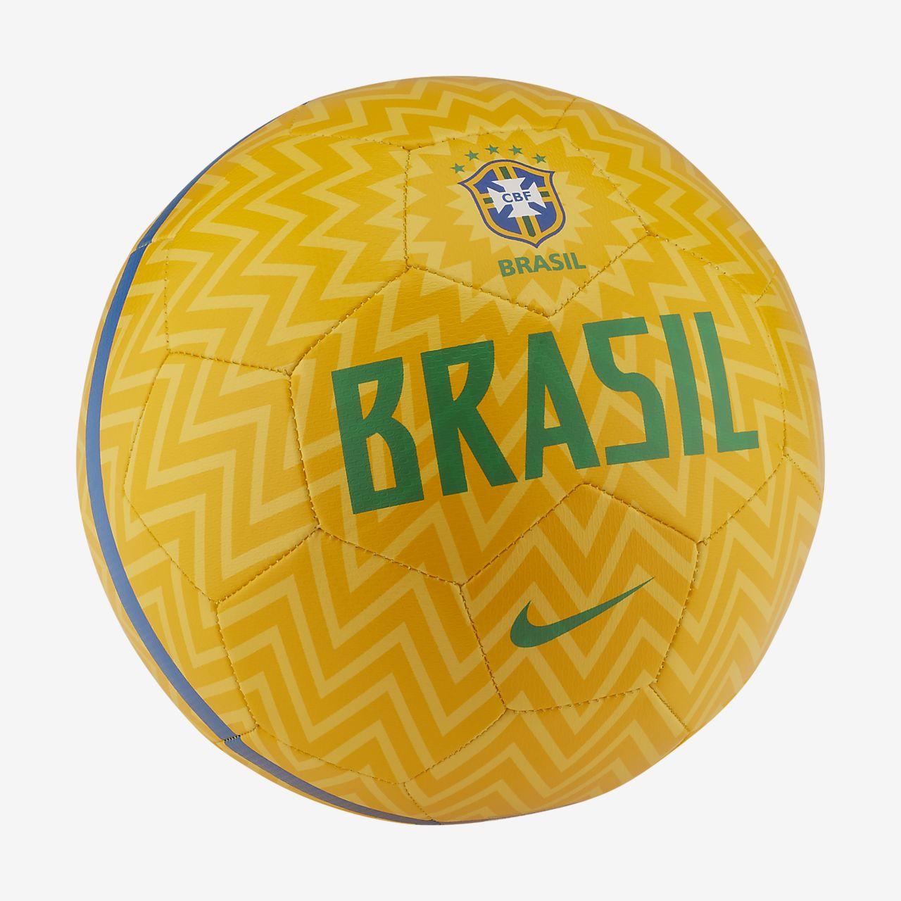 Brasil Cbf Prestige Soccer Ball Nike