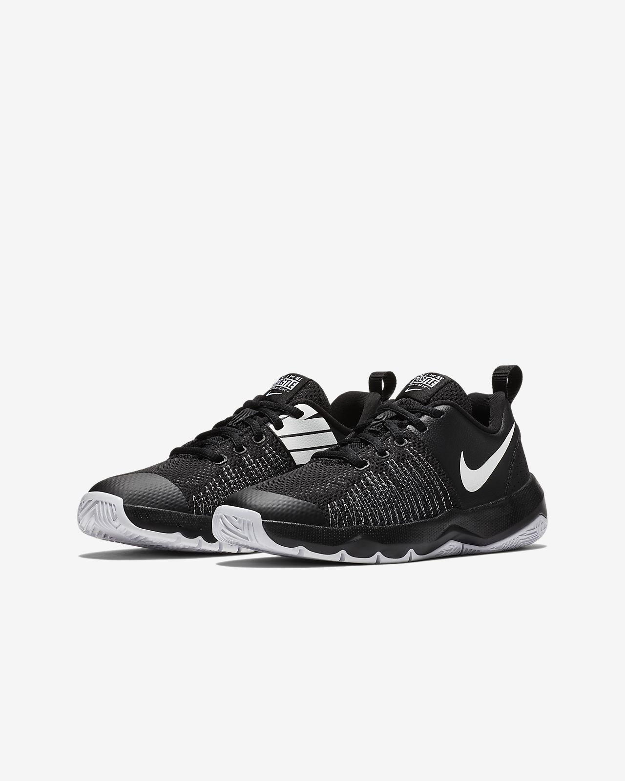 8635b30bdaf6e Nike Team Hustle Quick Older Kids' Basketball Shoe