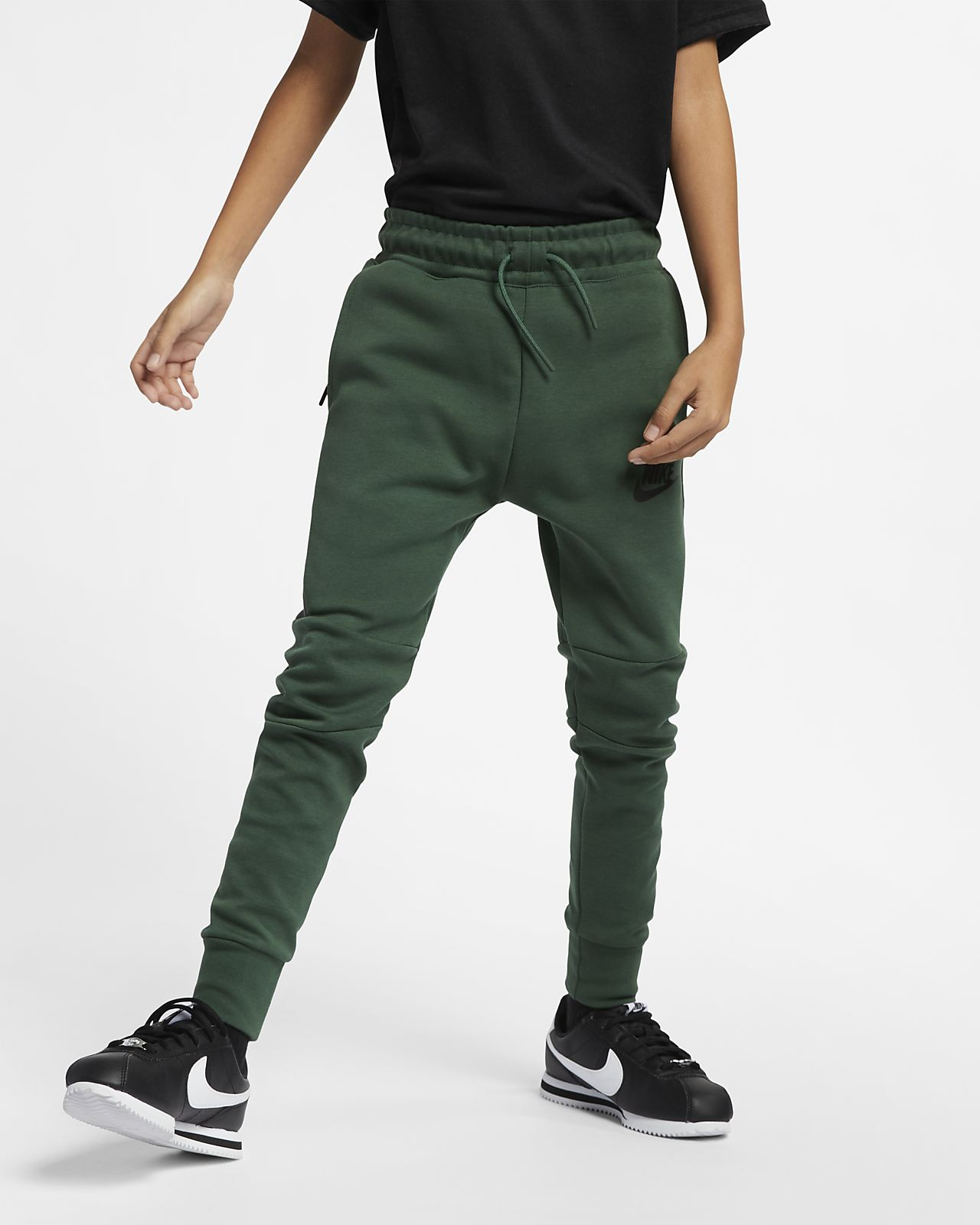 626da84c2c65 Nike Sportswear Big Kids  Tech Fleece Pants. Nike.com