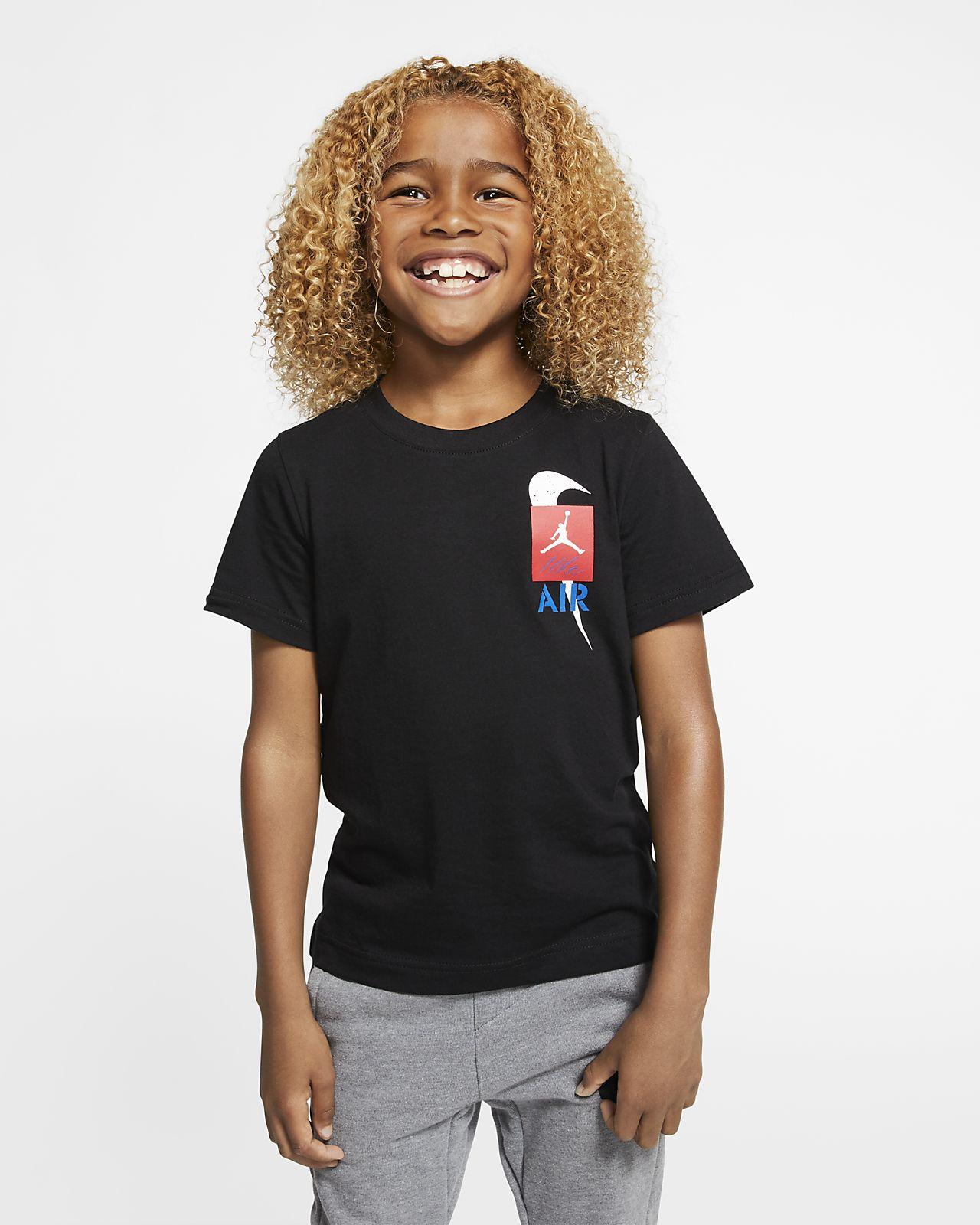T-shirt a manica corta Air Jordan - Bambini