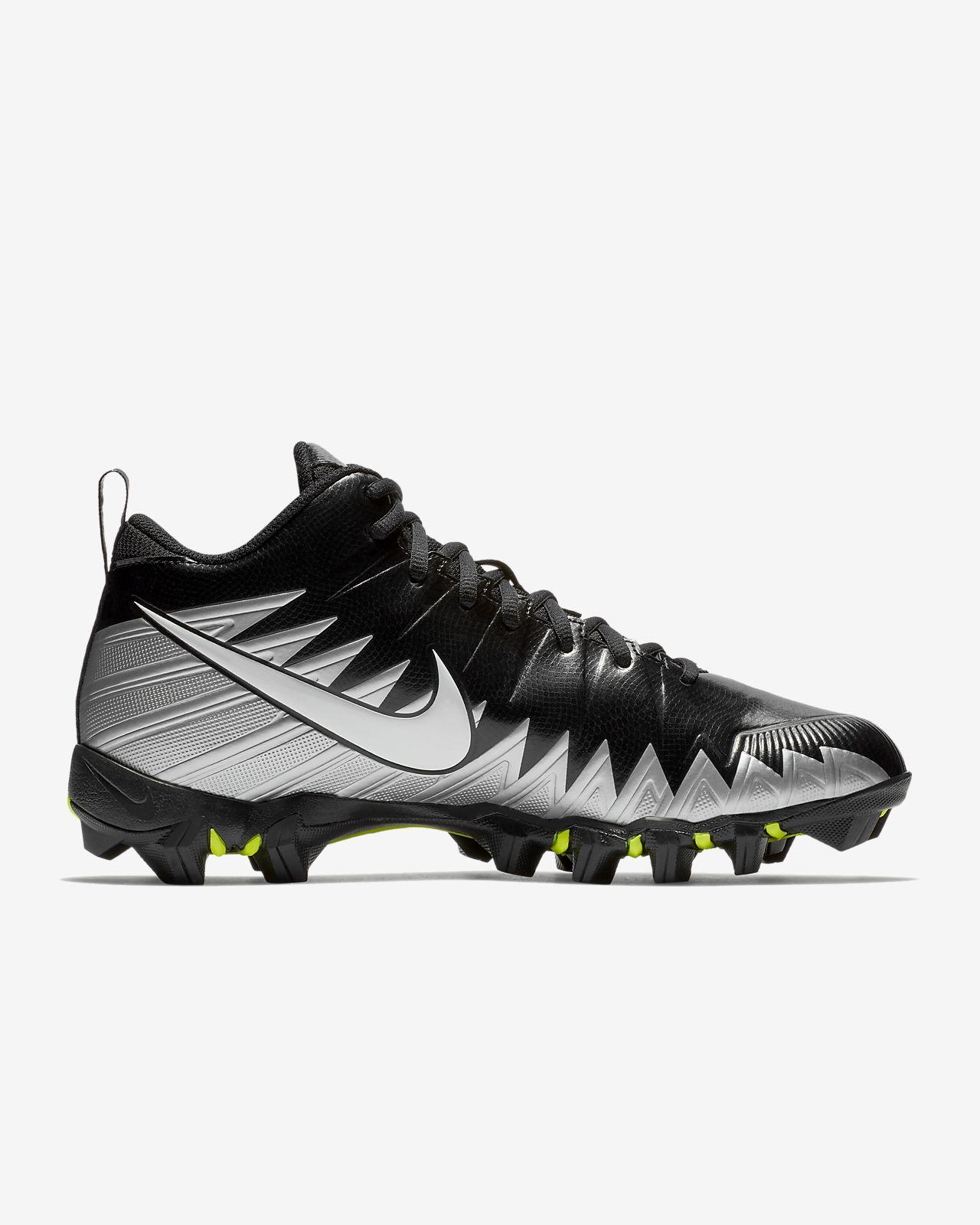 size 40 832c8 f6ccc ... Nike Alpha Menace Shark (Wide) Men s Football Cleat