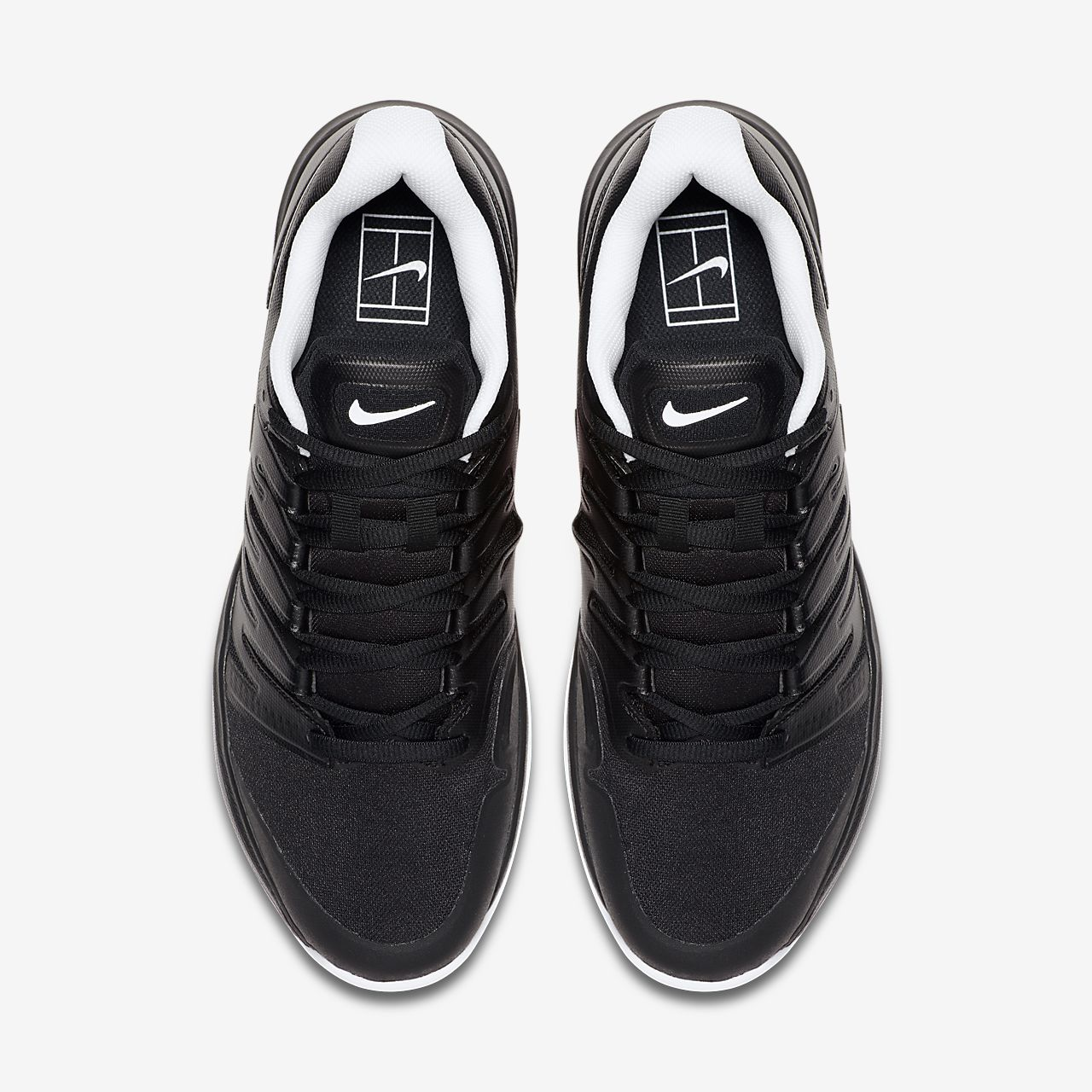 Nikecourt Hombre Zoom Prestige De Para Air Zapatillas Tierra Batida Tenis k8wnOP0