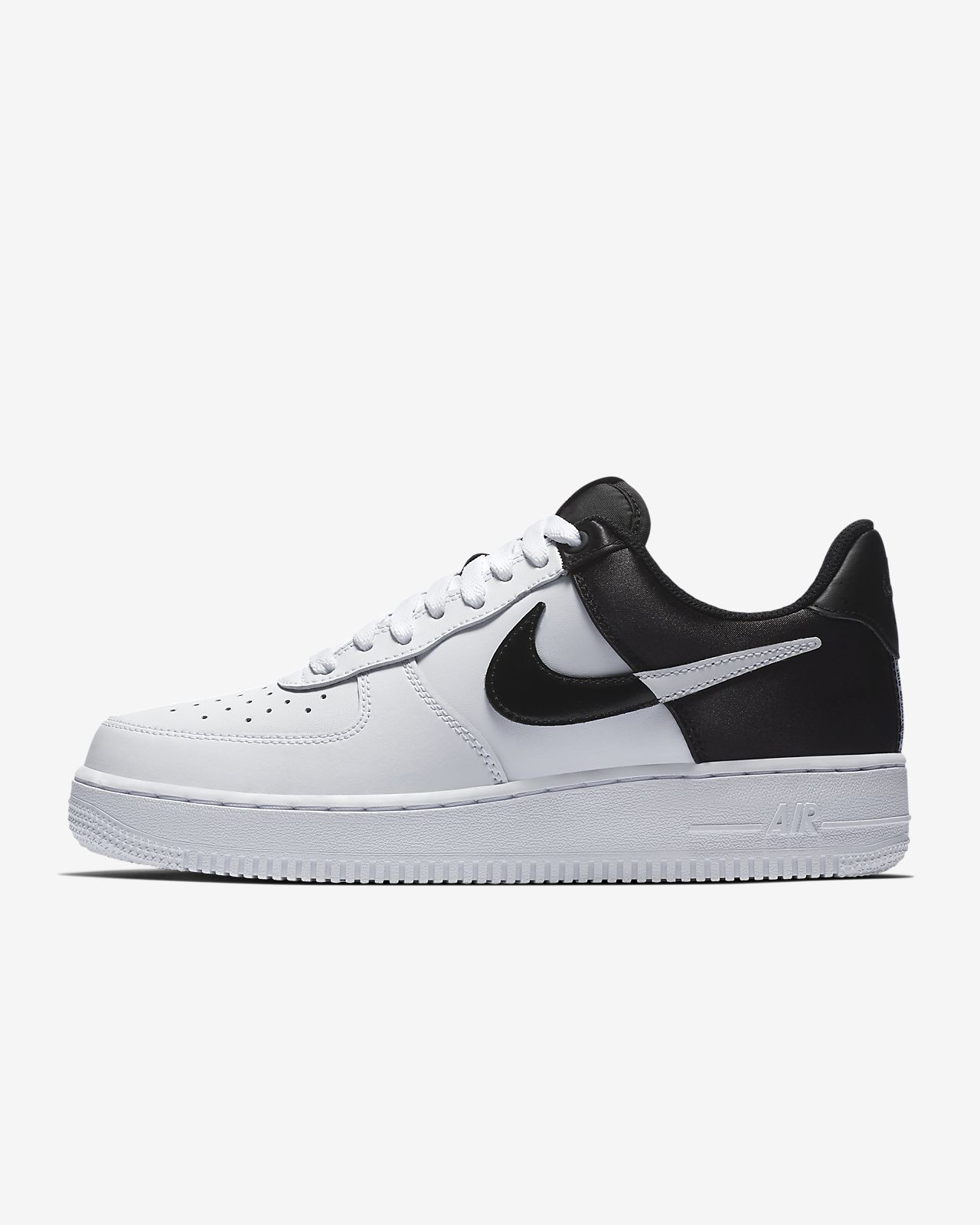 Air Force 1 Low NBA Black White