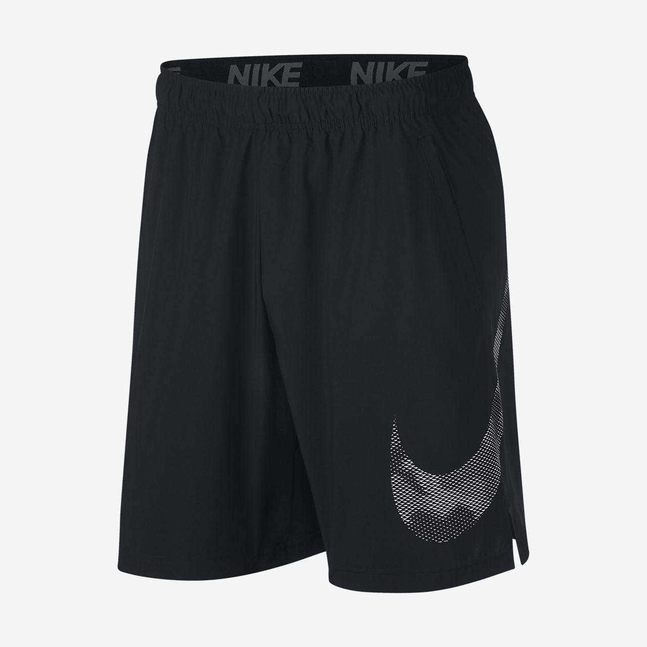 Nike Flex 男款編織訓練短褲